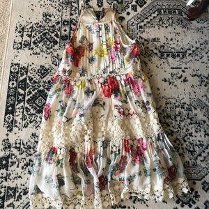 Anthropologie Rana Gill Dress S